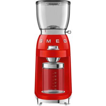 Кофемолка Smeg CGF01RDEU (красный)