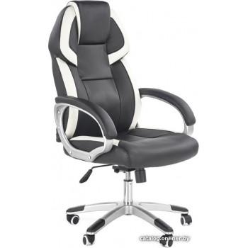 Офисное кресло/стул Halmar Barton (черный/белый)