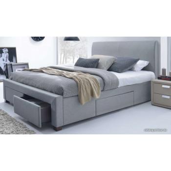 Кровать Halmar Modena 200x180 (серый)