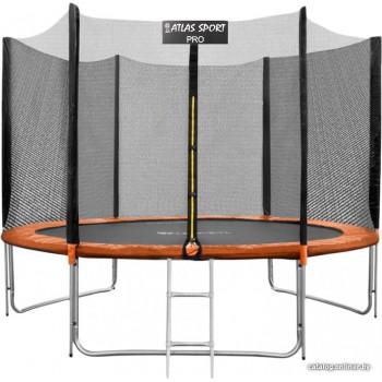 Atlas Sport 252 см - 8ft Pro (3 ноги, оранжевый)