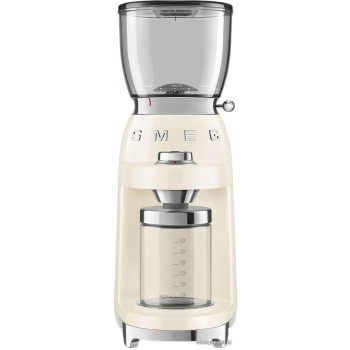 Кофемолка Smeg CGF01CREU (кремовый)